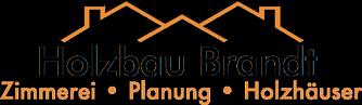 Holzbau Brandt Inh. Wolfgang Brandt - Logo