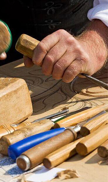 Holzarbeiten von Holzbau Wolfgang Brandt aus Bodenwerder in Niedersachsen