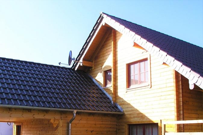 Holzbau Brandt - Wohnblockhaus