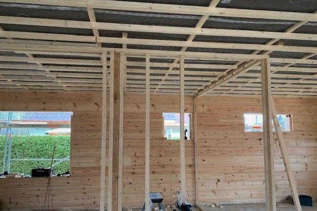 Holzbau Brandt - Holzhaus in Blockbauweise - Rohbau - Innenausbau - Blockhausbauer